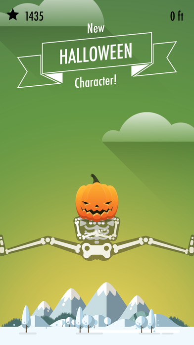 Split Masters - Halloween edition Screenshot