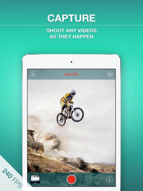 Slow Motion Video Editor Plus Screenshots