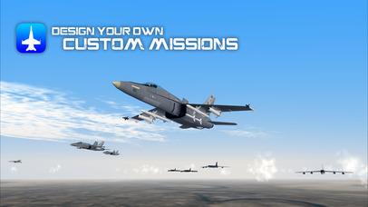 FA18 HORNET Combat Jet Flight Simulator screenshot 5