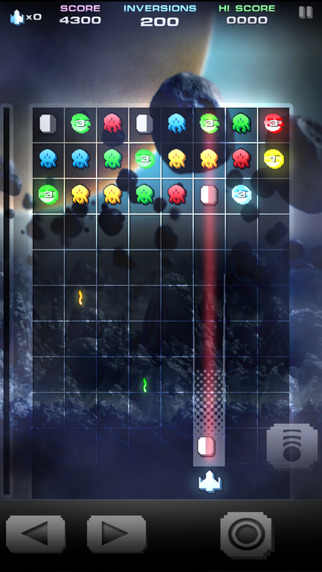 Space Puzzle iPhone Screenshot 2