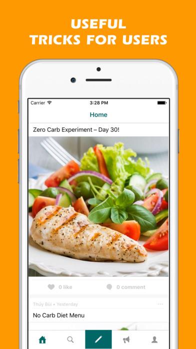 no carb diet meal plan pdf