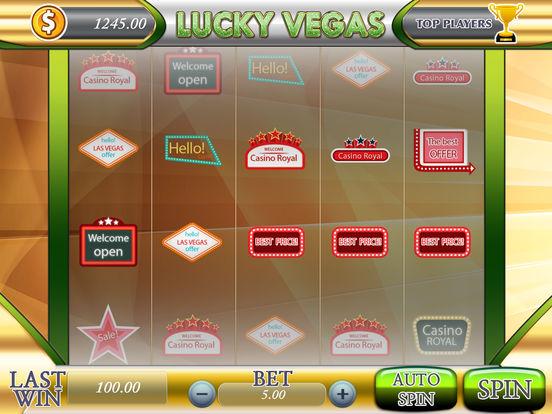 Winstar slot machine udbetalinger