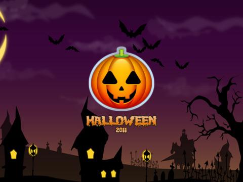 Unlimited Halloween HD Screams & Wallpapers iPad Screenshot 1