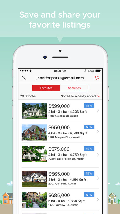 Realtor.com Real Estate, Homes screenshot 4