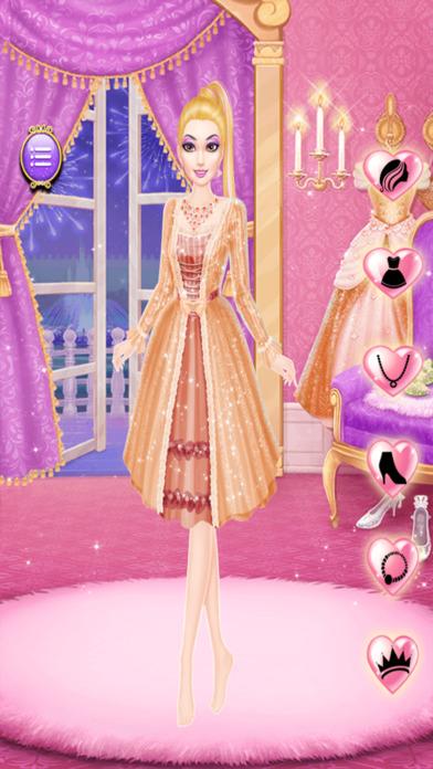 Glam Princess Salon Makeover screenshot 3