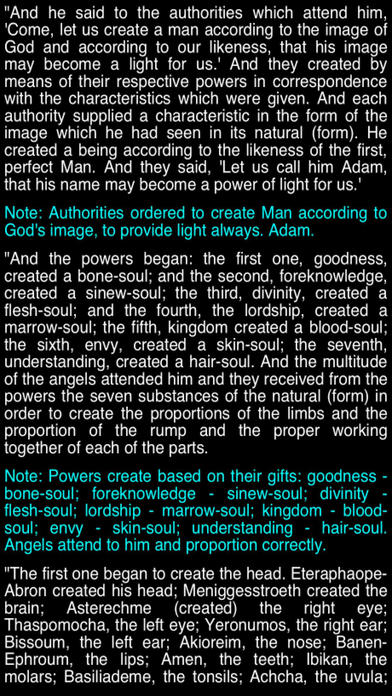 Summary New Testament Apocrypha Books iPhone Screenshot 4