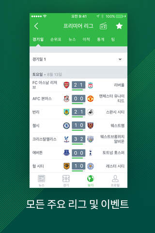 Onefootball Soccer News screenshot 2