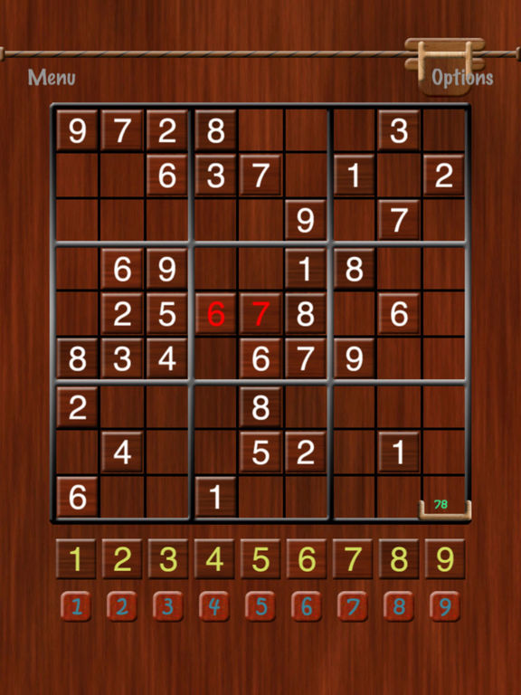Sudoku : Can play Forever - Unlimited gamescreeshot 2