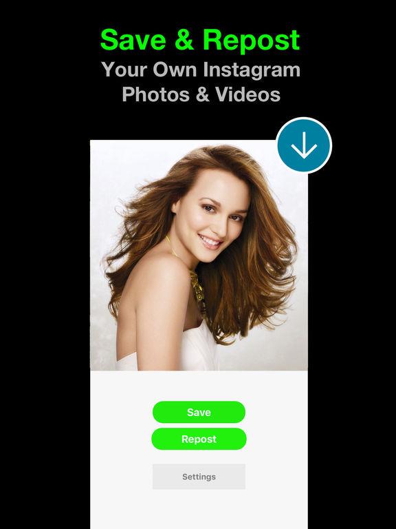 app shopper instasave for instagram   save own photos