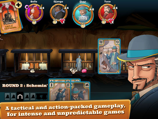 Colt Express Screenshots