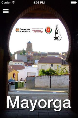 Mayorga Guía screenshot 1