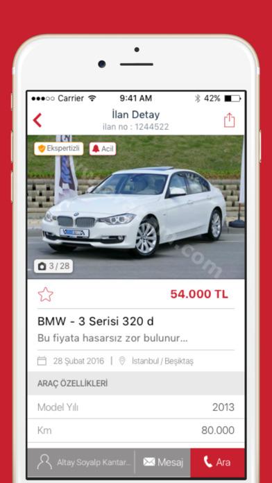 arabam.com screenshot 4