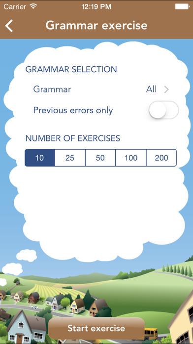 French Class iPhone Screenshot 4