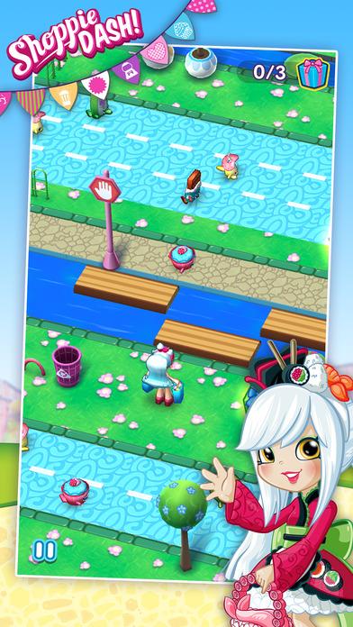 Shopkins: Shoppie Dash! screenshot 3