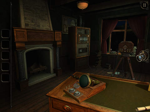 Screenshots of The Room Three for iPad