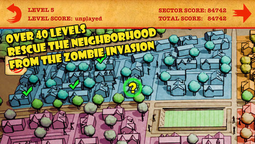 Zombie Ball Classic Screenshots