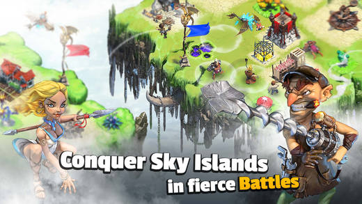 Battle Skylands Screenshot