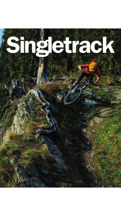 Singletrack Magazine iPhone Screenshot 3