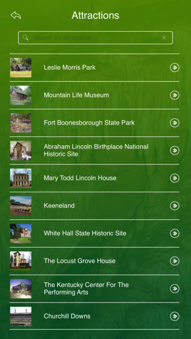 Mammoth Cave National Park Travel Guide screenshot 3