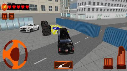 City Limousine Parking Sim Pro screenshot 5