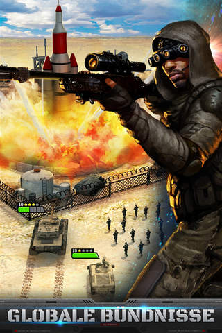 Mobile Strike screenshot 4