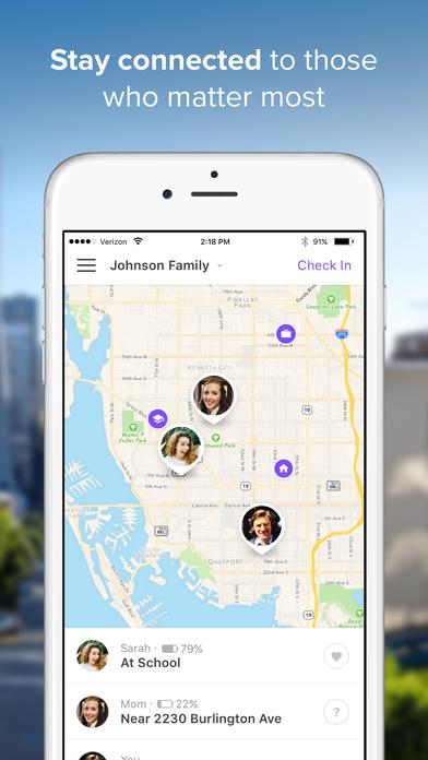 Find My Family, Friends, Phone screenshot 1