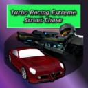 Turbo Rennen Extremen Verfolgungsjagd.