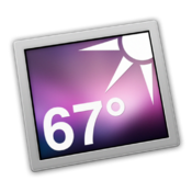 WeatherMin - Desktop Weather! for Mac icon
