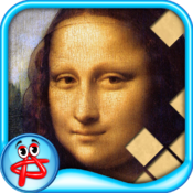 Greatest Artists Jigsaw Puzzle for Mac icon