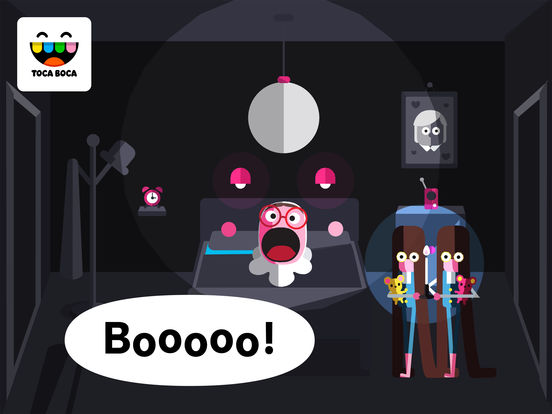 Toca Boo Screenshots