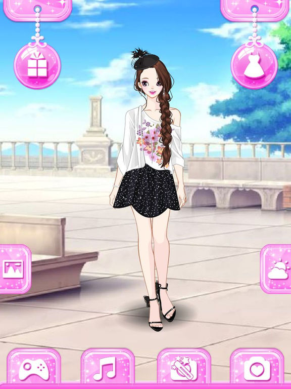 App Shopper Beautiful Retro Style Fashion Girl Salon Games Games