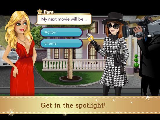 Hollywood Story screenshot