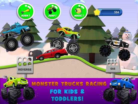 App Shopper Monster Trucks Kids