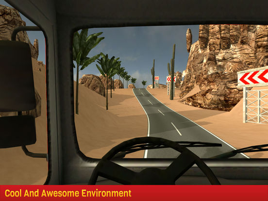 Truck Driving Hill Simulation Pro Screenshots