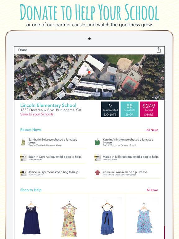 Schoola – Amazing Savings and Money to Schools screenshot
