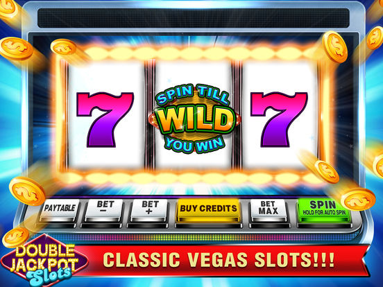 Double Jackpot Slots - Play Free Vegas Casino Slot Machine Games! Huge Jackpots, Big Wins and ...