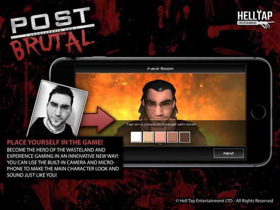 Post Brutal - Апокалиптические зомби действий RPG для iPad
