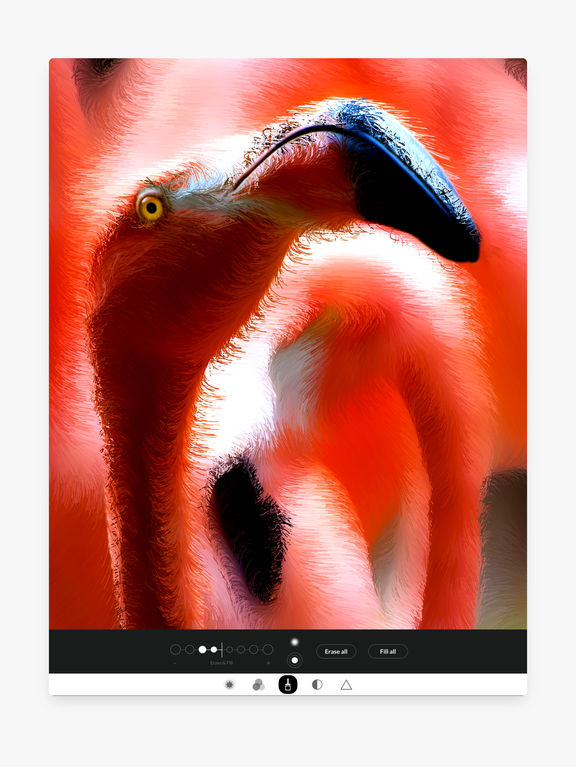 Trigraphy - Art Photo Editor with the Best Abstract Geometric Image Effects & Filters Screenshots