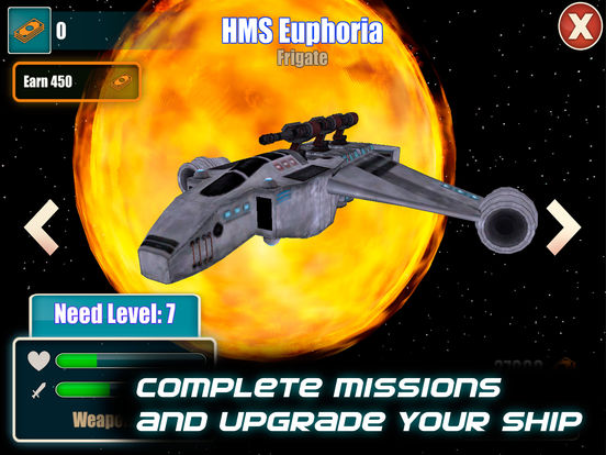 Spaceship Fighting Battle Wars 3D Full Screenshots