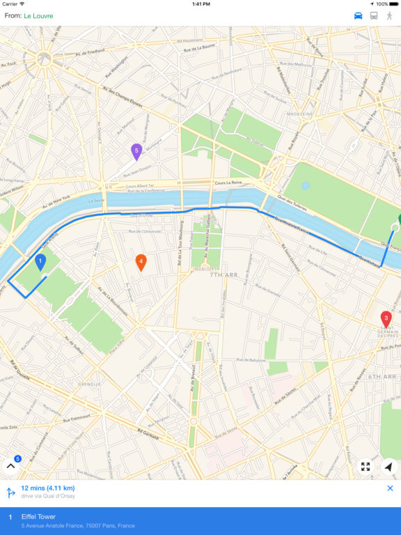 Relay – Multiple Location Maps screenshot 9