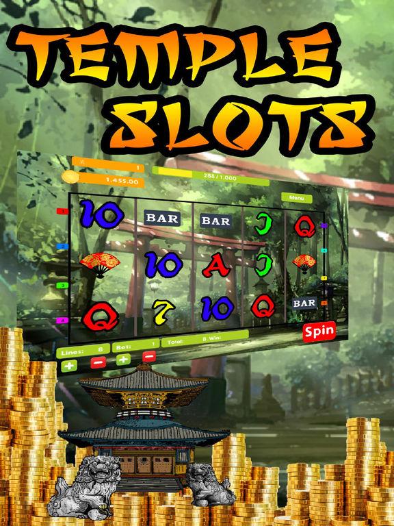 dragons temple slot machine