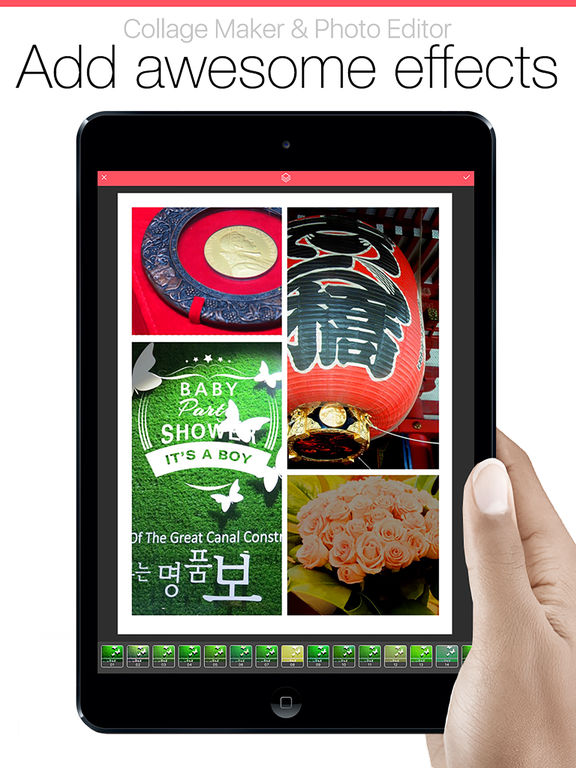 Pic Collage Jointer Grid Pro - Collage Maker & Photo Editor Screenshots