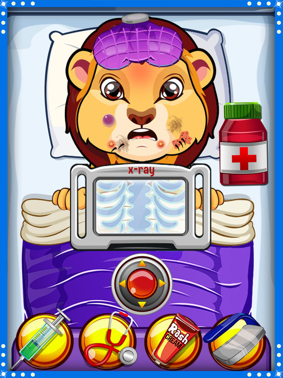 Baby Pet Care - Jungle Adventures Kids Gamescreeshot 1