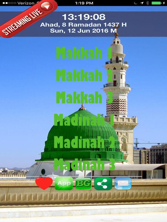Mecca Madinah Live iPad