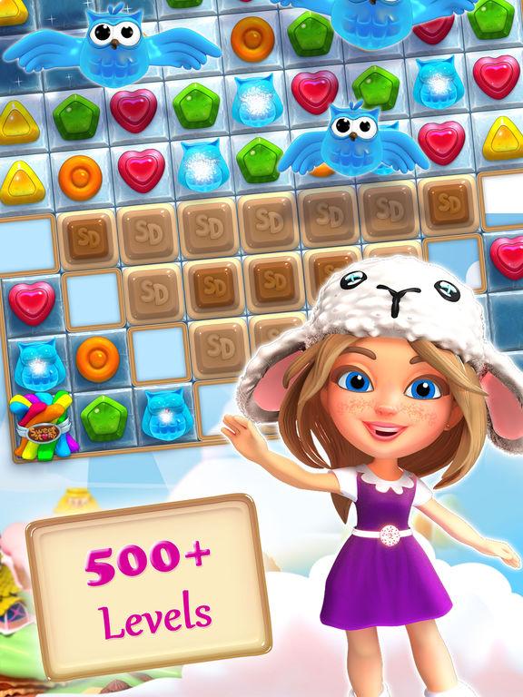 Sweet Dreams - Amazing Match3 Puzzlescreeshot 1