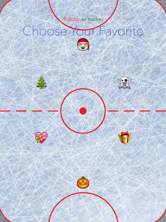 Holiday Air Hockey screenshot 7