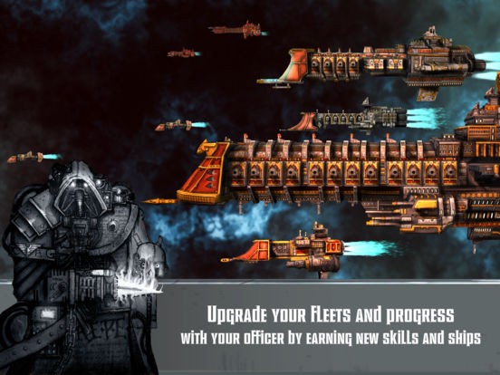 Battlefleet Gothic: Leviathan Screenshots