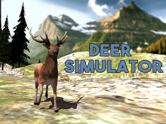 Deer Simulator 2017 Full screenshot 6