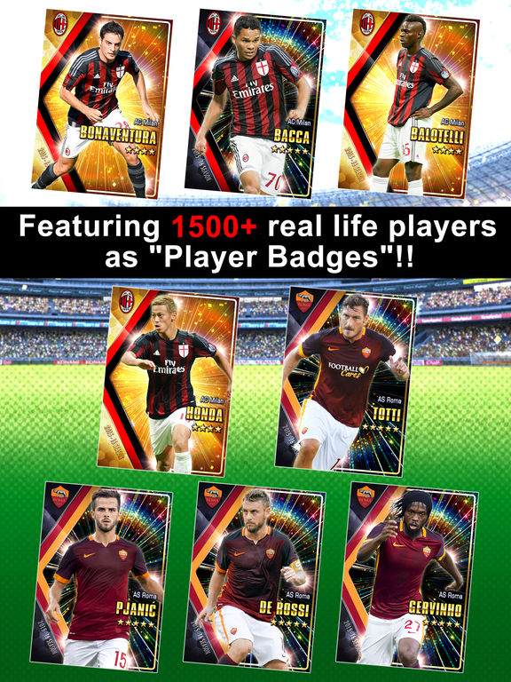 Screenshots of PES COLLECTION for iPad