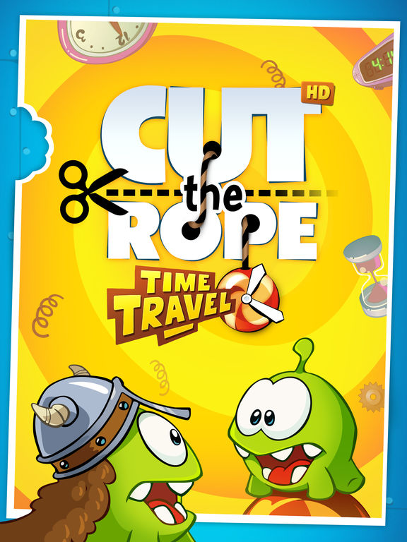 Screenshot #1 for Cut the Rope: Time Travel Free